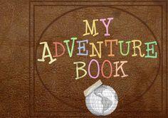 "Capa do Livro ""My Adventure Book"" Assista: https://www.youtube.com/watch?v=ncwiwVZ8Iec"