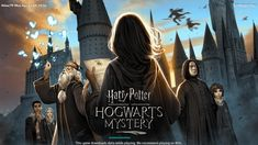 Want to experience Hogwarts as a student yourself? 'Harry Potter: Hogwarts Mystery' is coming to both iOS and Android. Harry Potter World, Harry Potter Dvd, Harry Potter Hogwarts, Ginny Weasley, Ron Et Hermione, Pocahontas 2, Michael Gambon, Voldemort, Luna Lovegood