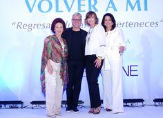 """Armario de Noticias: Realizan con rotundo éxito conferencia """"Volver a m..."""