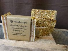 Zatte Beer Soap with Organic Beer from Brewery 't by KusalaGifts
