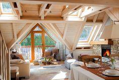 Conheça as vantagens e desvantagens de instalar janelas de teto