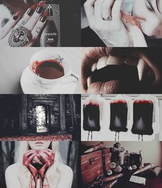 snatch helps | vampire tales | aesthetics