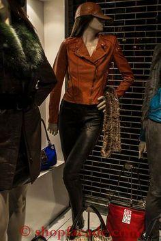 Leather Shop - Kensington High Street, London