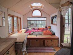 Gypsy Wagon Living- AKA Vardo