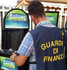 Marche: prima sanzione da 20mila euro per totem illegali nella città di Fermo