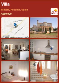 Villa for Sale in Matola, Alicante, Spain - A Spanish Life Porch And Terrace, Alicante Spain, Mosquito Net, Fruit Trees, One Bedroom, Bbq, Villa, Lounge, Mansions
