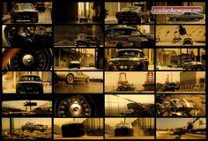 """Noch weiter ist der Sprung, zu dem Nicolas Cage als Autodieb in einem 1967er Shelby Mustang GT 500 im Film """"Gone in 60 Seconds"""" ansetzt: http://www.zwischengas.com/de/FT/fahrzeugberichte/Springende-Mustangs-Shelby-Bullit-und-Eleanor.html?utm_content=buffer07907&utm_medium=social&utm_source=pinterest.com&utm_campaign=buffer  Foto © Zwischengas Archiv"""