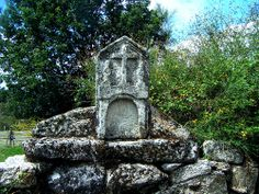 Peto de Animas, en el lugar de Puzo (parroquia de Antas)