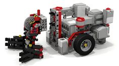 Lego Fllying Armadillo EV3 Robot with DualGrabber | Flickr - Photo ...