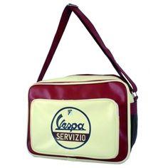 sac messenger Vespa Footwear Mile
