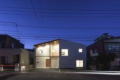 堀部太建築設計事務所  『余白のある家』  http://www.kenchikukenken.co.jp/works/1486021962/4/