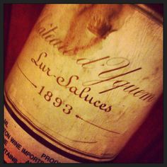 last nt: no bravery needed for this astonishing wine; just an appreciation for H.G. Wells