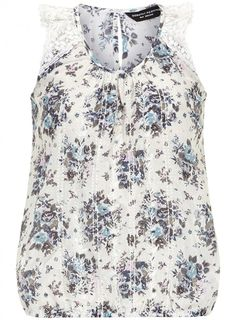 Ruffle Top by Dorothy Perkins/Burtons