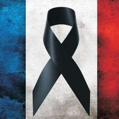 WE MOURN WITH FRANCE