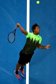 Gael Monfils, Frankrig Gael Monfils, Tennis Players, Tennis Racket, Passion, Yoga, Style, Tennis, Athlete, Swag