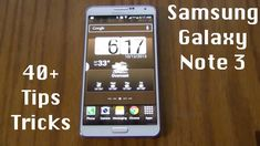 40+ Tips and Tricks for the Samsung Galaxy Note 3 ..for my cell.. love it..