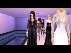 SHOWROOM clothing and accessories women sims 4 .Jomsimscreations.fr