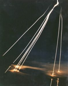 USAF Missiles | ... the Kwajalein Missile Range in the Pacific Ocean, December 20, 1984
