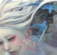 Beautiful Paintings by Japanese Artist Miho Hirano instagram…