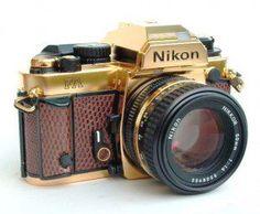 Nikon de oro