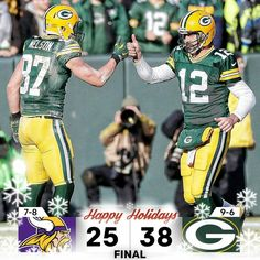 Packers Win