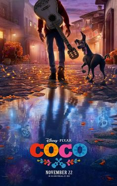 Disney Releases New Poster For Pixar's 'Coco' And Entire Cast List