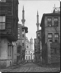 1944, Ortaköy #birzamanlar #istanbul #istanlook