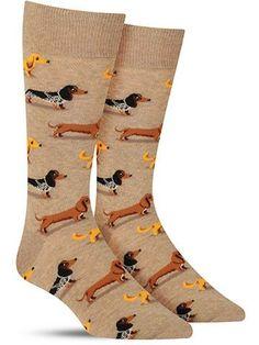 Dachshunds Socks | Mens