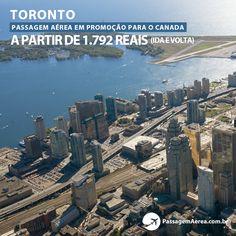 Voos promocionais para Toronto no Canadá em até 6x sem juros.    Saiba mais:  https://www.passagemaerea.com.br/promocao-toronto-canada.html   #toronto #canada #passagemaerea #viagem #ferias