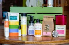 Handmade in our shop, every #PeaceOfTheEarth product is created from enviromentally friendly and cruelty free ingredients!! #ShopLocal