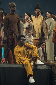 Yeezy Fall 2016 Ready-to-Wear Atmosphere and Candid Photos - Vogue