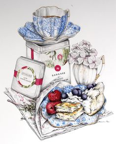 Guest Post: Alexandra Nea from The Art of Afternoon Tea