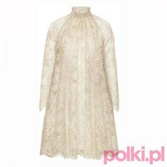 Koronkowa sukienka, HM Concious Exclusive #sukienka #dress #style #moda #fashion #polkipl
