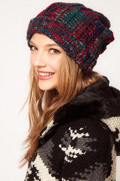 e11466e53cd Beanies - How To Wear Beanie Styles - Winter 2013 Asos Hats