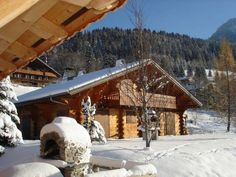 Wintersportchalet Alban in Châtel – Chalet 15 personen – Quartier du Petit Châtel