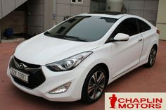 2014 Hyundai The New Avante Coupe 2.0 GDI Premium +Sunroof