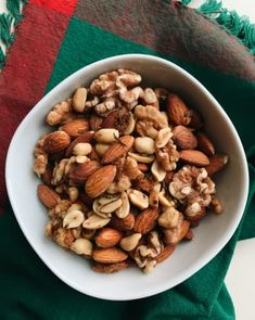 How To Cook Tender, Chewy Barley   Kitchn Popular Recipes, New Recipes, Dog Food Recipes, Delicious Recipes, Pasta Recipes, Holiday Recipes, Honey Roasted Peanuts, Roasted Nuts, Planters Peanuts