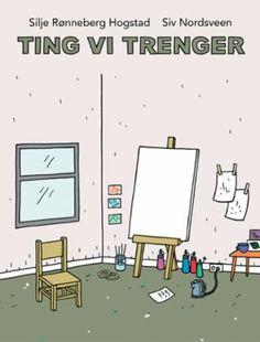 """""""Ting vi trenger"""" av Silje Rønneberg Hogstad Books 2016, My Books, Family Guy, Reading, Fictional Characters, Reading Books, Fantasy Characters, Griffins"""