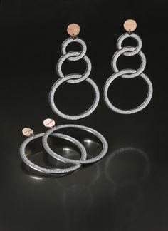 Soleil #earrings #rebecca