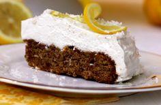 Paleo κέικ με κρέμα λεμονιού  Εκτύπωση Paleo κέικ με λεμόνι, ινδοκάρυδο και γάλα καρύδας Original συνταγή από: Sandra May Συστατικά ¼ κούπας λάδι καρύδας 2 αυγά 3-5 σταγόνες χυμό λεμονιού 2 κούπες αλεύρι αμυγδάλου ½ κούπα αλεύρι καρύδας ¾ κουτ. γλυκού μαγειρική σόδα ½ κούπα ινδοκάρυδο ½ κούπα μέλι 1 κουτ. γλυκού εκχύλισμα βανίλιας Διαβάστε περισσότερα »