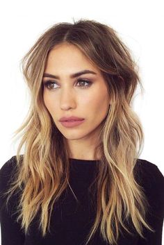 We have compiled a photo gallery of sensational medium length hair styles for you to try. So, get inspired to create your own. >>> More details can be found by clicking on the image. #LovelyHairstyles