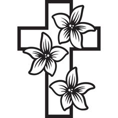 Welcome to the Silhouette Design Store, your source for craft machine cut files, fonts, SVGs, and other digital content for use with the Silhouette CAMEO® and other electronic cutting machines. Cross Coloring Page, Coloring Books, Coloring Pages, Cross Silhouette, Silhouette Design, Cross Heart Tattoos, Cross Drawing, Easter Drawings, Free Adult Coloring