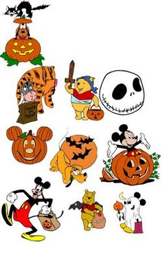 SVGs to Download #Disney #Halloween