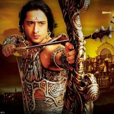 Shaheer Sheikh, Arjuna ganteng Mahabharata akan ke Indonesia ! | wisbenbae