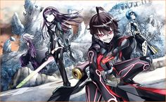 twin star exorcists - Google Search