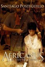 Libro Africanus, el hijo del cónsul, Santiago Posteguillo.