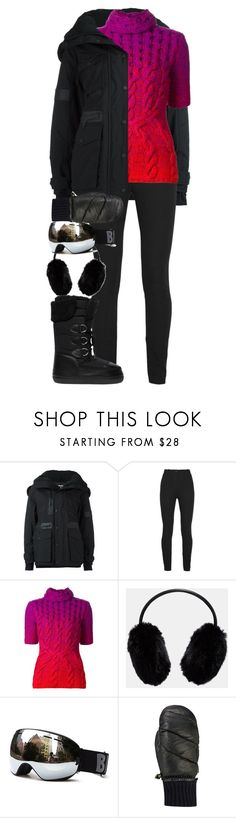 """""""Scandinavia."""" by quiche ❤ liked on Polyvore featuring Dsquared2, Topshop Unique, Spencer Vladimir, Ted Baker and Burton"""