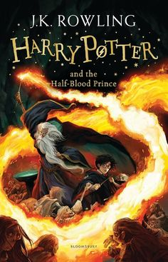 """Harry Potter and the Half-Blood Prince: 