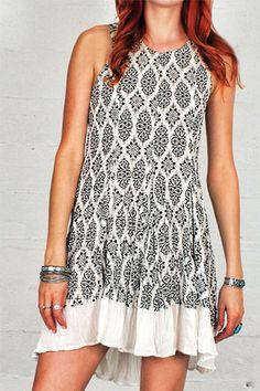 Bansari Dress