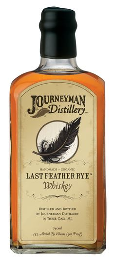 Last Feather Rye Whiskey